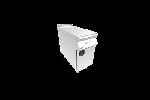9TC 10C – Ara Tezgah / Çekmeceli Ön Panelli ve Dolaplı