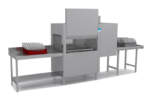 NIAGARA 411.1 - Konveyörlü Bulaşık Yıkama Makinesi