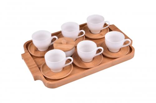 Fhuye 15 Parça Kahve Takımı