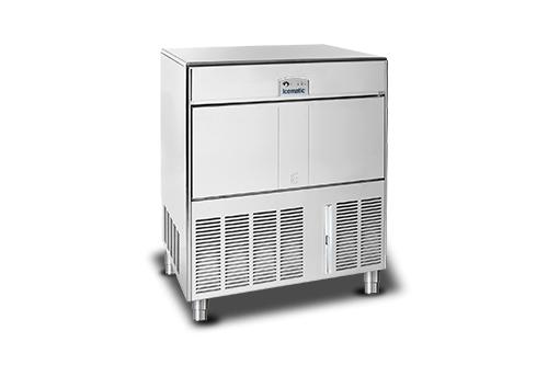 E90-Kendinden Depolu Buz Makineleri