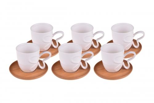 Velar 6 Kişilik Kahve Fincan Takımı
