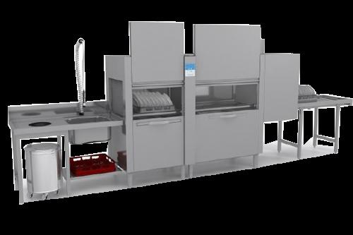 NIAGARA 412.2 - Konveyörlü Bulaşık Yıkama Makinesi