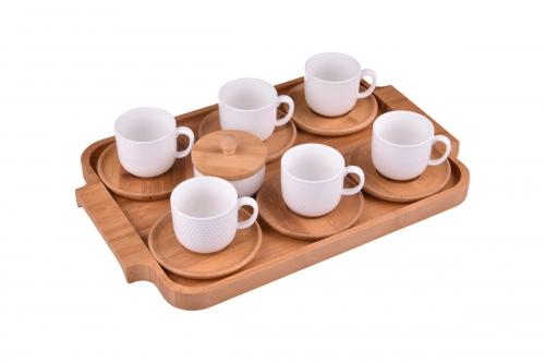 Marla 15 Parça Kahve Takımı