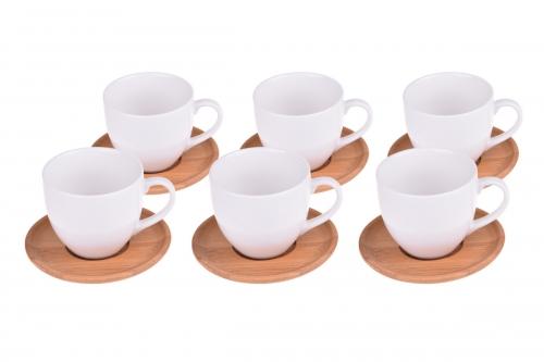 Meyo 6 Kişilik Kahve Fincan Takımı