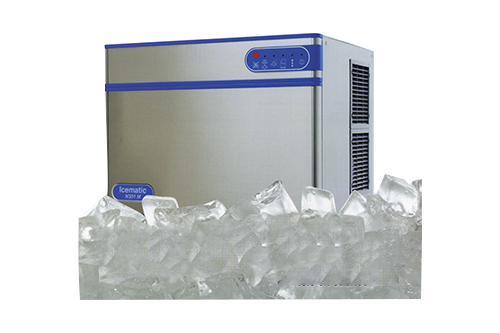 502-M - Modüler Buz Makineleri / CASTELMAC