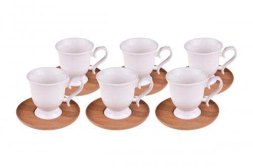 Delar 6 Kişilik Kahve Fincan Takımı