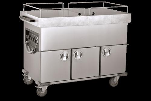 AYS 120-Yemek Servis Arabası