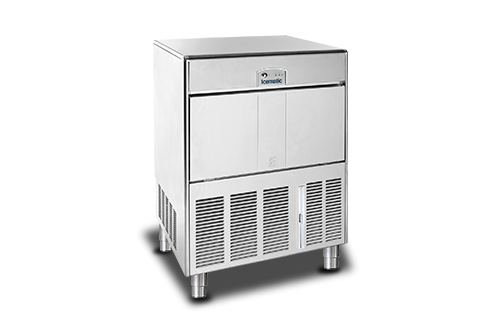 E75-Kendinden Depolu Buz Makineleri